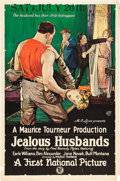 "Movie Posters:Drama, Jealous Husbands (First National, 1923). One Sheet (27"" X 41"")....."