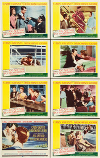 """An Affair to Remember (20th Century Fox, 1957). Lobby Card Set of 8 (11"""" X 14""""). ... (Total: 8 Items)"""