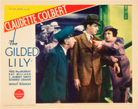 """The Gilded Lily (Paramount, 1935). Lobby Cards (2) (11"""" X 14""""). ... (Total: 2 Items)"""
