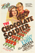 "Movie Posters:Musical, The Chocolate Soldier (MGM, 1941). One Sheet (27"" X 41"") Style C.. ..."