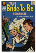 Silver Age (1956-1969):Romance, True Bride-to-Be Romances #28 File Copy (Harvey, 1958) Condition:NM....