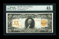 Large Size:Gold Certificates, Fr. 1181 $20 1906 Gold Certificate PMG Choice Extremely Fine 45....