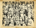 Original Comic Art:Miscellaneous, Milton Caniff - Terry and the Pirates Print (undated).. ...