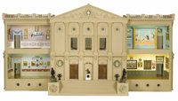 Beginning September 15, this extraordinary miniature museum will be offered as a single lot, estimated at $300,000-500,0...