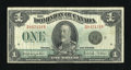 Canadian Currency: , DC-25n $1 1923.. ...