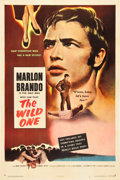 """Movie Posters:Drama, The Wild One (Columbia, 1953). One Sheet (27"""" X 41"""").. ..."""
