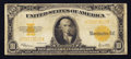 Large Size:Gold Certificates, Fr. 1173 $10 1922 Gold Certificate Fine.. ...