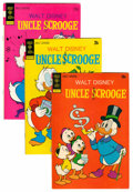 Bronze Age (1970-1979):Cartoon Character, Uncle Scrooge File Copy Group (Gold Key, 1973-80) Condition:Average VF+.... (Total: 68 Comic Books)
