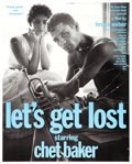 "Movie Posters:Documentary, Let's Get Lost (Little Bear, 1988). Small Size Promotion Posters (3) (17.25"" X 21.5""). Documentary.. ... (Total: 3 Items)"