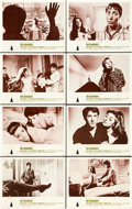 "Movie Posters:Comedy, The Graduate (Embassy, 1968). Lobby Card Set of 8 (11"" X 14"").. ...(Total: 8 Items)"