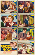 "Movie Posters:Action, Speed (MGM, 1936). Lobby Card Set of 8 (11"" X 14"").. ... (Total: 8Items)"