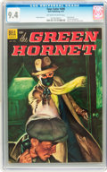 Golden Age (1938-1955):Miscellaneous, Four Color #496 The Green Hornet (Dell, 1953) CGC NM 9.4 Off-white to white pages....