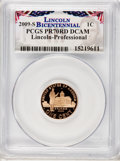 Proof Lincoln Cents, 2009-S 1C Presidency PR70 Deep Cameo PCGS. Ex:Lincoln Bicentennial.PCGS Population (242). NGC Census: (1534). Numismedia ...
