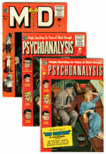 Golden Age (1938-1955):Miscellaneous, EC Comics Doctor Related Group (EC, 1950s) Condition: Average VG-.... (Total: 8 Comic Books)