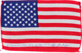 Explorers:Space Exploration, Apollo 14 Flown American Flag Directly from the Personal Collection of Mission Lunar Module Pilot Edgar Mitchell, Signed and C...