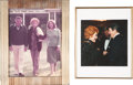 Movie/TV Memorabilia:Photos, Lucille Ball Photos from Her Personal Collection.... (Total: 2 )