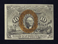 Fractional Currency:Second Issue, Fr. 1245 10¢ Second Issue Extremely Fine-About New.. ...