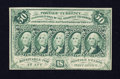 Fractional Currency:First Issue, Fr. 1312 50¢ First Issue New.. ...