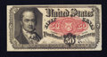 Fractional Currency:Fifth Issue, Fr. 1381 50¢ Fifth Issue Extremely Fine-About New.. ...