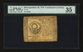 Colonial Notes:Continental Congress Issues, Continental Currency September 26, 1778 $30 PMG Choice Very Fine35.. ...