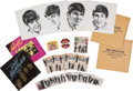 Music Memorabilia:Memorabilia, The Beatles Assorted Vintage Memorabilia Items.... (Total: 5 )