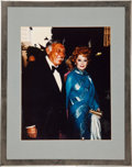 Movie/TV Memorabilia:Photos, Lucille Ball and Gary Morton Photo from Her Personal Collection....(Total: 2 )