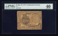 Colonial Notes:Continental Congress Issues, Continental Currency May 10, 1775 $7 PMG Extremely Fine 40.. ...