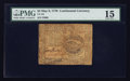 Colonial Notes:Continental Congress Issues, Continental Currency May 9, 1776 $4 PMG Choice Fine 15.. ...