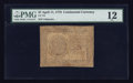 Colonial Notes:Continental Congress Issues, Continental Currency April 11, 1778 $7 PMG Fine 12.. ...