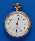 Timepieces:Pocket (post 1900), Illinois 21 Jewel Bunn Special. ...