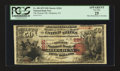 National Bank Notes:Pennsylvania, Allegheny, PA - $50 1875 Fr. 450 The German NB Ch. # 2261. ...