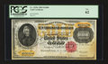 Large Size:Gold Certificates, Fr. 1225h $10000 1900 Gold Certificate PCGS New 62.. ...