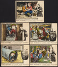 """Movie Posters:Drama, Little Annie Rooney (United Artists, 1925). Lobby Cards (5) (9.75"""" X 13""""). Drama.. ... (Total: 5 Items)"""