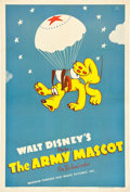 "Movie Posters:Animated, The Army Mascot (RKO, 1942). One Sheet (27"" X 41"").. ..."