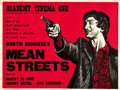 """Movie Posters:Crime, Mean Streets (Warner Brothers, 1973). British Quad (30"""" X 40"""").. ..."""
