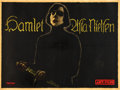 "Movie Posters:Foreign, Hamlet (Art-Film, 1921). German Horizontal Style One Sheet (28"" X37"").. ..."