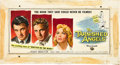 "Movie Posters:Drama, The Tarnished Angels (Universal International, 1958). Reynold BrownOriginal 24-Sheet Artwork in Gouache (18.5"" X 34"").. ..."