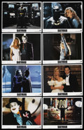 "Movie Posters:Action, Batman (Warner Brothers, 1989). Lobby Card Set of 8 (11"" X 14"").Action. ... (Total: 8 Items)"