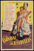 "Movie Posters:Comedy, Duffy's Tavern (Paramount, 1945). Argentinean Poster (29"" X 43"").Comedy. ..."
