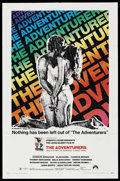 "Movie Posters:Adventure, The Adventurers (Paramount, 1970). One Sheet (27"" X 41"").Adventure. ..."