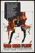 "Movie Posters:Adventure, Our Man Flint (20th Century Fox, 1966). One Sheet (27"" X 41"").Adventure. ..."