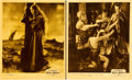 "Movie Posters:Historical Drama, The King of Kings (Pathé, 1927). Jumbo Lobby Card Set of 8 (14"" X17"").. ... (Total: 8 Items)"