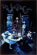 """Movie Posters:Fantasy, The Nightmare Before Christmas (Touchstone, 1993). AlternateLenticular One Sheet (27"""" X 40"""").. ..."""