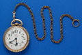 Timepieces:Pocket (post 1900), Waltham, 16 Size, 17 Jewel Pocket Watch. ...