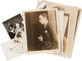 Movie/TV Memorabilia:Photos, Clifton Webb's Assorted Personal Photos....