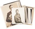 Movie/TV Memorabilia:Photos, Clifton Webb Large Assortment of Personal Photos.... (Total: 100 )