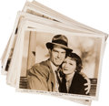 Movie/TV Memorabilia:Photos, Clifton Webb's Press Stills featuring Fred MacMurray and Claudette Colbert....