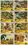 "Movie Posters:Science Fiction, Lost Continent (Lippert, 1951). Lobby Card Set of 8 (11"" X 14"")..... (Total: 8 Items)"