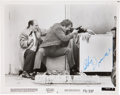 Movie/TV Memorabilia:Autographs and Signed Items, Robert Duvall Signed Photo....