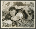 """Movie Posters:Western, 3 Godfathers (MGM, 1948). Photos (4) (8"""" X 10""""). Western.. ... (Total: 4 Items)"""